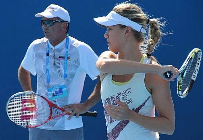 Eugenie Bouchard parts ways with coach Nick Saviano