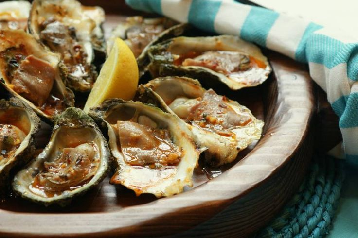Your Oyster Recipe of the Day: Char-Grilled Oysters with Aged Country Ham. Chef Irv Miller, author of Panhandle to Pan: Cookbook , shares his Florida Panhandle-style charbroiled oysters recipe! It's got all the good stuff: garlicky and spicy butter, breadcrumbs and cheese, and cured ham.