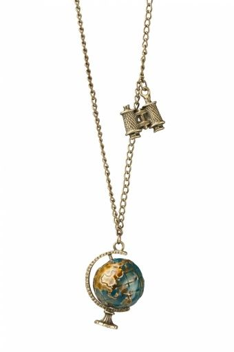 Explore the world! Nice necklaceAccessories Inspiration, Geek Jewelry, Clothing, Necklaces Bronze, Jewelry Nails, Ketting Bron, Fashion Hair Makeup, Exploration, Style Fashion