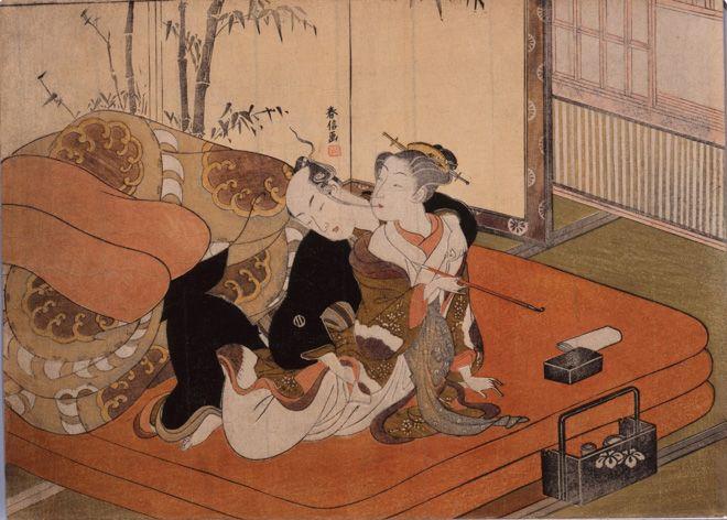 日本初「春画展」18禁制で開催 葛飾北斎や喜多川歌麿らの名作120点を解禁 | Fashionsnap.com