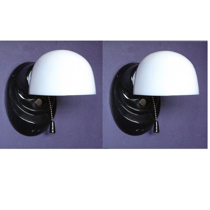 Bathroom Wall Sconces Black : 157 curated Vintage Bathroom Light Fixtures ideas by antiquelights Wall lighting, Subway tile ...