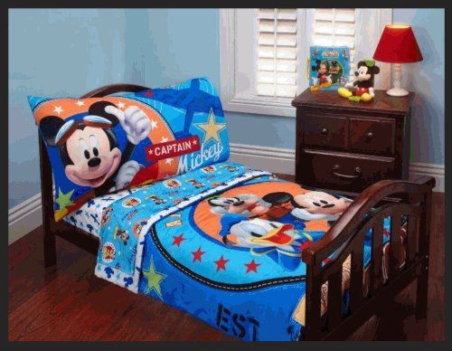 mickey mouse bed set on pinterest mickey mouse room mickey mouse