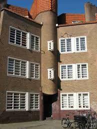 amsterdamse school architecture - Google Search