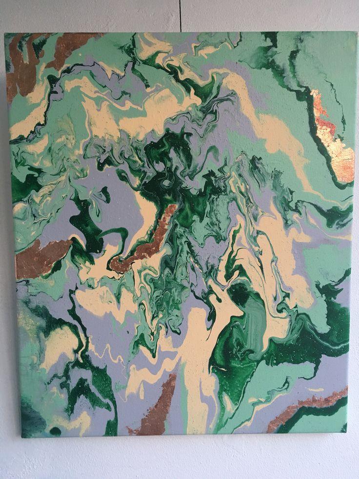 Copper river | Art by Emelie Selin | For more information ---> hello@emelieselin.se