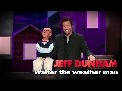 """Walter describes what the weather's like in some of his """"favorite"""" cities"""