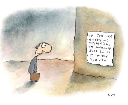"harvestheart:    Cartoon by ""leunig"""