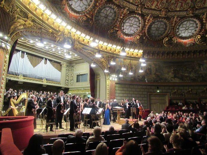Eugen Doga - concerte in Bucuresti de Ziua Culturii Naţionale. 16.01.2016 | Eugen Doga