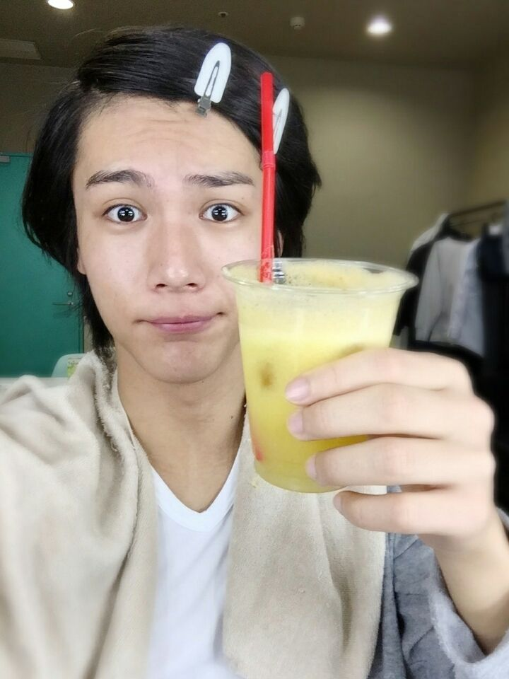 """kinkan & apple juice"" Taishi Nakagawa, Jan/13/16"