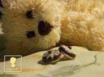 Posvícenské koláčky - pralinky,  dětské puzety