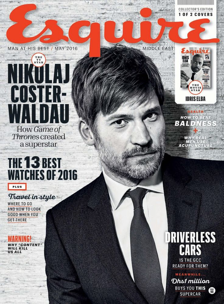 494 best covers images on pinterest fashion men journals and man nikolaj coster waldau para esquire middle east mayo por mazen abusrour fandeluxe Choice Image