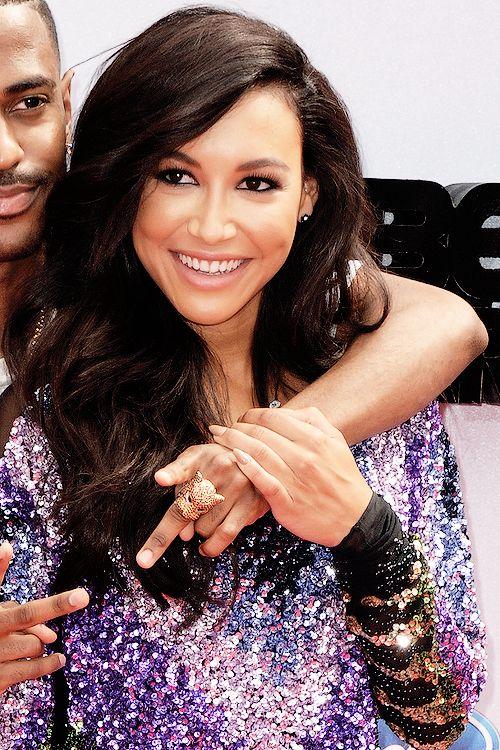 Naya at the Bet Awards 2013