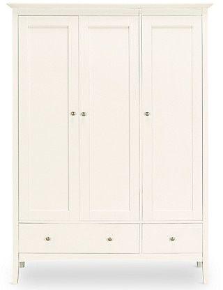 Hastings Ivory Triple Wardrobe | M&S
