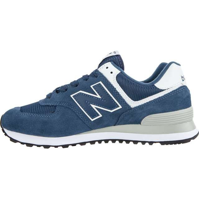 Sportowe Meskie Newbalance New Balance Niebieskie Ml574esm Blue New Balance Shoes New Balance Shoes