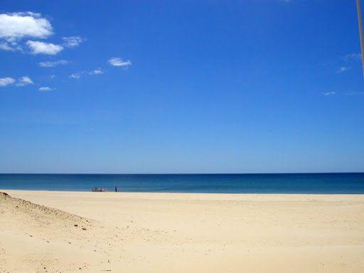 Praia do Cabeço - Castro Marim, Algarve, Portugal