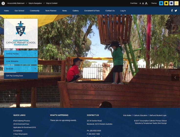 Client Focus: #Assumption #Catholic #Primary #School - Visit www.assumption.wa.edu.au #SchoolTool #Education
