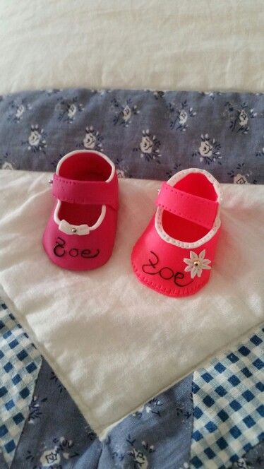 Shoes for present...new Little Child was Born