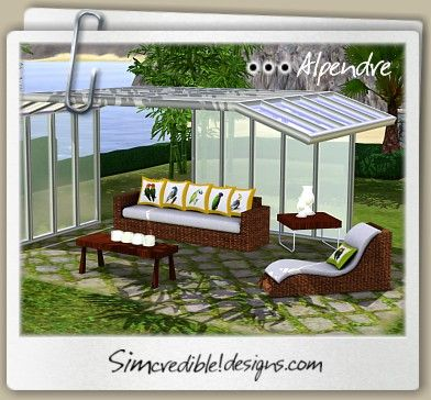 Find This Pin And More On The Sims 3 Furniture Outdoor. 16 Best The Sims