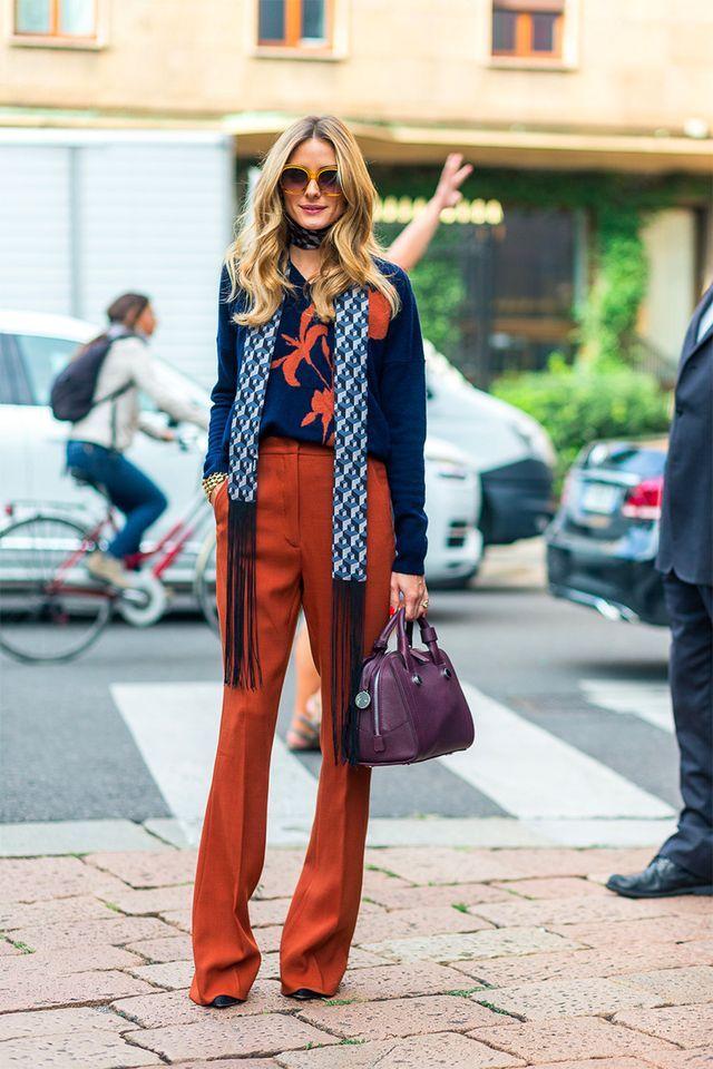 10 Best Street Style Looks From Milan Fashion Week