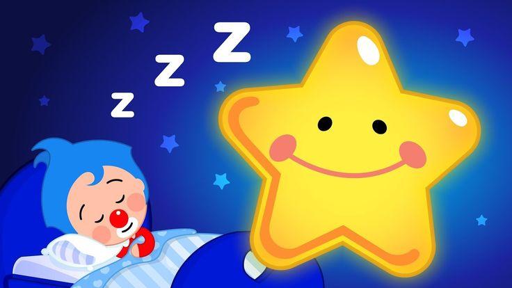 Twinkle Twinkle Little Star Canción De Cuna Canciones Para Dormir Canciones Infantiles Canciones De Niños