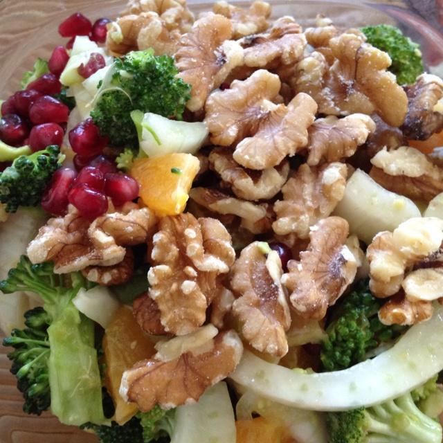 Detox salad   Fuuuudddzzz   Pinterest