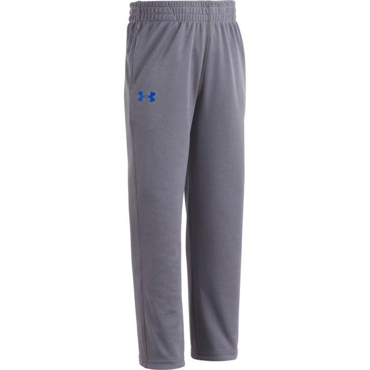 Under Armour Little Boys' Brute Pants, Size: 2T, Grey/Black