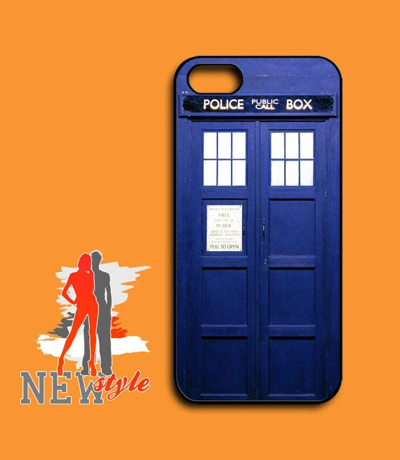 iphone 5 case  Tardis / doctor who  iphone 5 by NewStyleDesign, $16.50