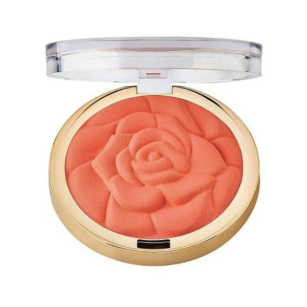 Milani Rose Powder Blush ($7.99) ❤ liked on Polyvore featuring beauty products, makeup, cheek makeup, blush, milani blush and powder blush