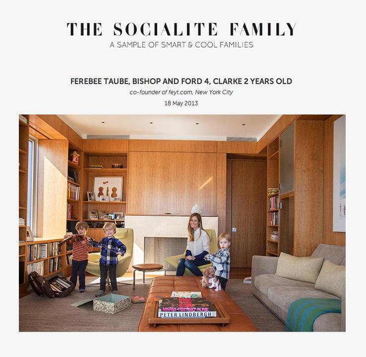 Thank you, The Socialite Family #Press