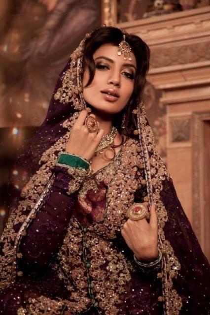 Pakistani bridal outfit by MARIA B Bridal
