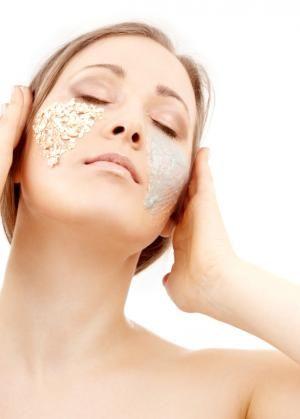 Cómo exfoliar el rostro