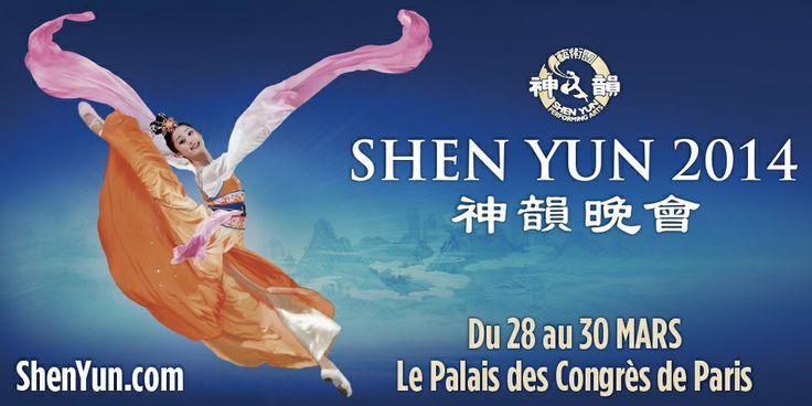Shen Yun, spectacle à Paris : Inspiré par le divin, magnifiquement interprété.