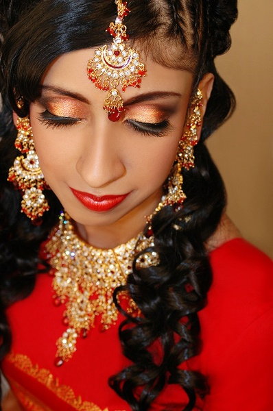 17 Best images about Bridal Makeup-Samples of our work on ...