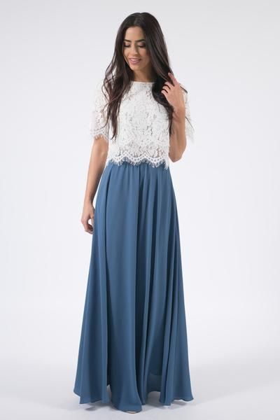 Our Kelly maxi skirt is a designer inspired piece gorgeous flowy silhouette. The small pleats throughout create full volume and movement, making the most playful skirt in your closet. This is our cust