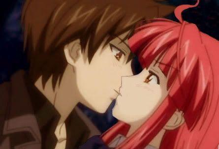 Kazuma and Ayano, Kaze no Stigma