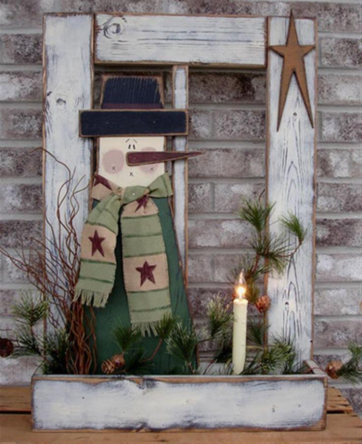 Bing primitive wood crafts holiday pinterest for Pinterest wood crafts for christmas
