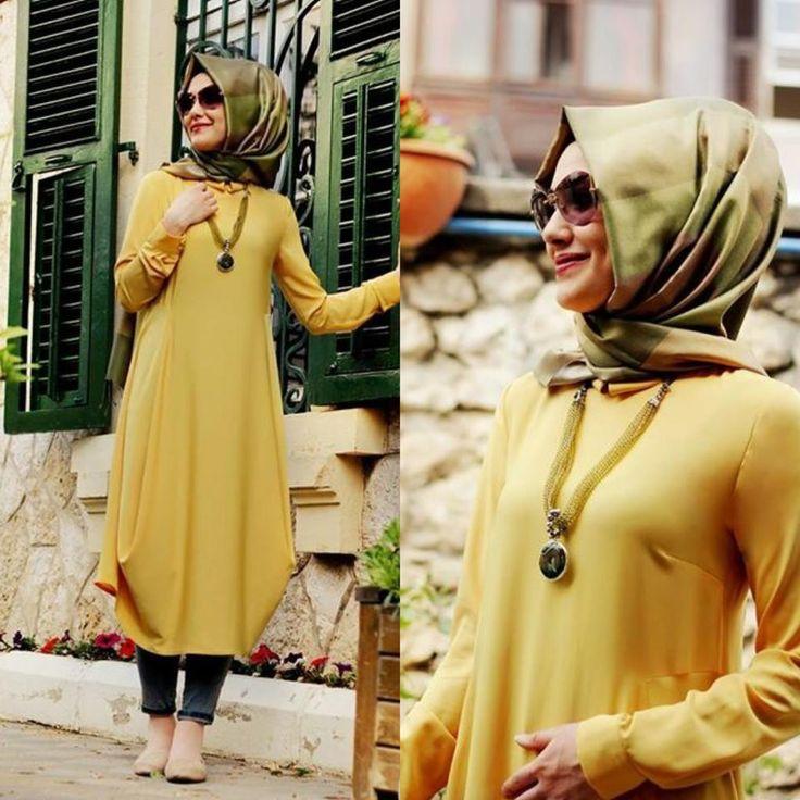 #Tesettür #giyim #tunik modelleri hakkında bilgiler.  Link: http://tofisa.livejournal.com/685.html