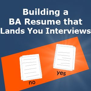 8 Business Analyst Resume Secrets You Need to Know (Especially If Don't Have the BA Job Title) | http://www.bridging-the-gap.com/8-business-analyst-resume-secrets-you-need-to-know-especially-if-dont-have-the-ba-job-title/