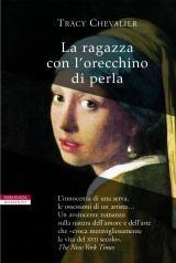 La ragazza con l'orecchino di perla    Tracy Chevalier....?...my favorite painting. And I saw it!