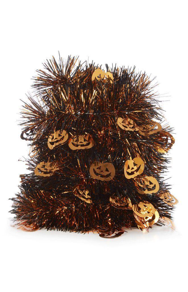 Halloween Tinsel Garland ($1)