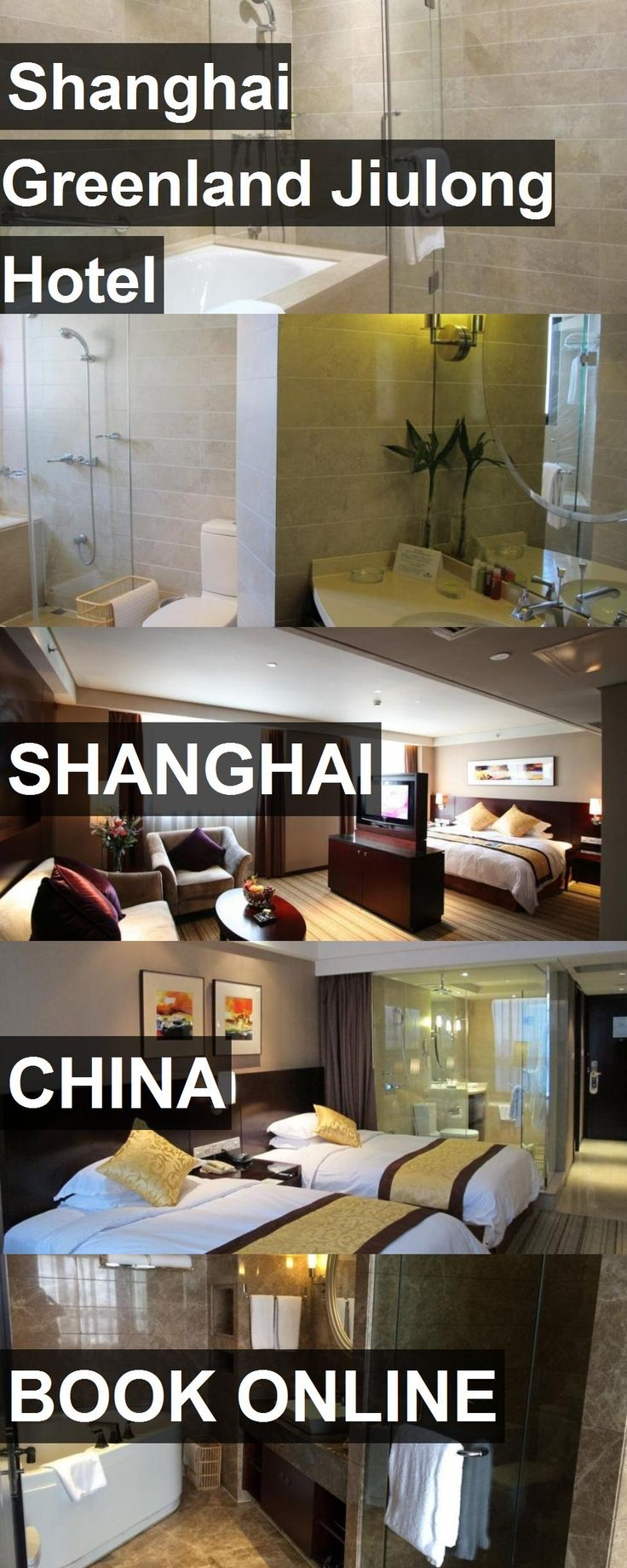 Shanghai Greenland Jiulong Hotel in Shanghai, China. For more information, photos, reviews and best prices please follow the link. #China #Shanghai #travel #vacation #hotel