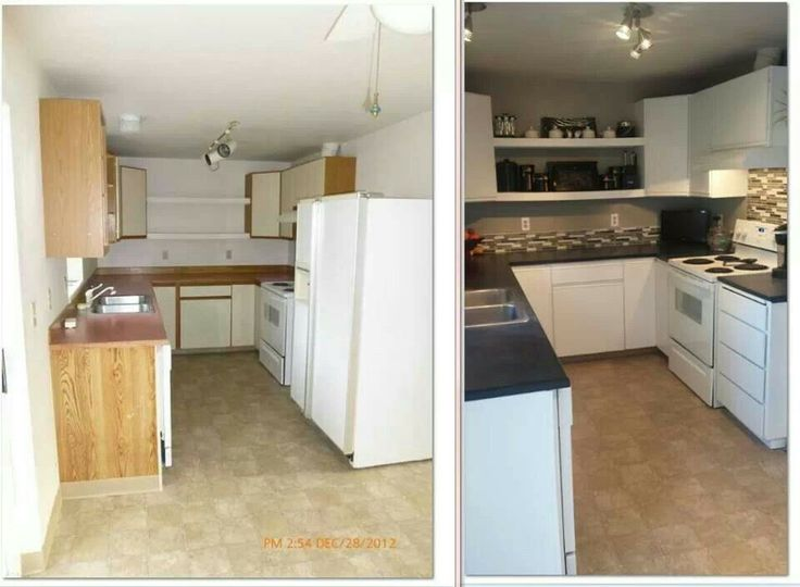 17 best images about kitchen remodel on pinterest kitchen updates cabinets and countertops - Diy redo kitchen countertops ...