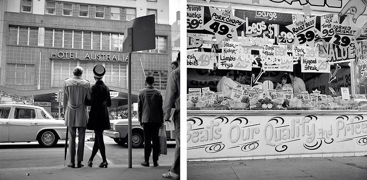 1950s Melbourne