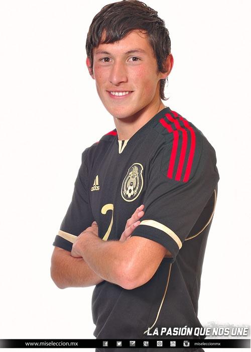 Bernardo Hernández, seleccionado Sub20 #soccer #futbol #seleccionmexicana #mexico #sports