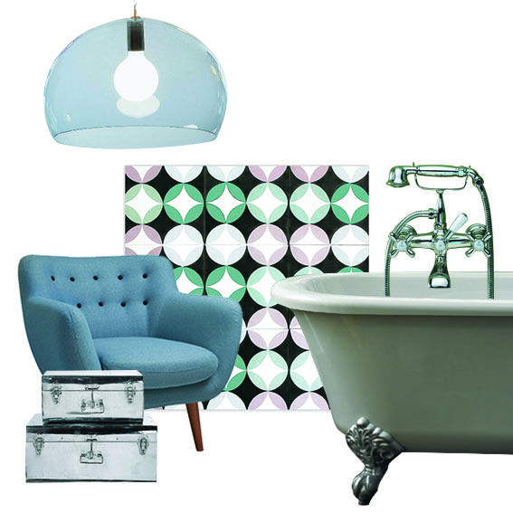 25 best ideas about robinetterie baignoire on pinterest for Robinetterie salle de bain retro