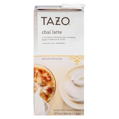 Tazo chai tea mix