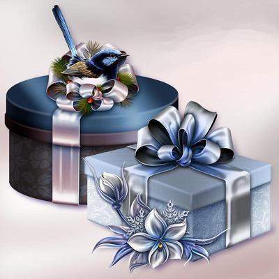 "Barnali Bagchi ~ ""Wynter Florals"" ~ moonbeam1212."