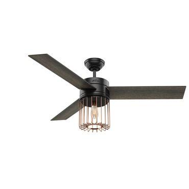 Ronan Ceiling Fan With Light