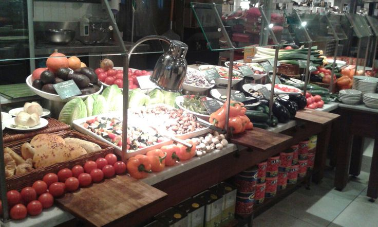 Saladbar #laplace Nijmegen