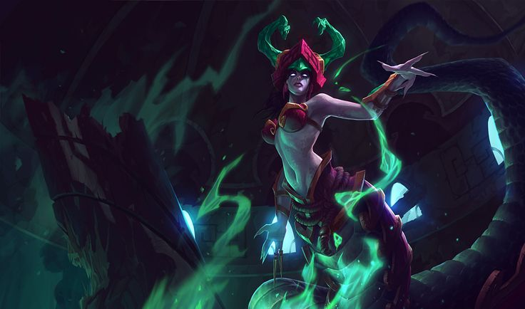 Cassiopeia | League of Legends