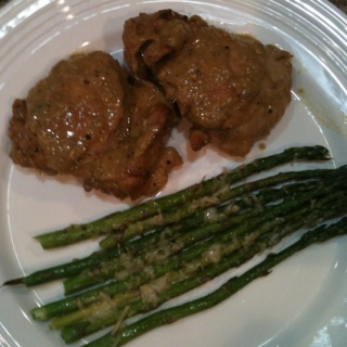 3-5-12 husband loved the Man Pleasing Chicken and I love how easy it was!
